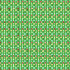 Christmas Cheer by Patrick Lose  Green Beads 100% cotton fabric by the yard