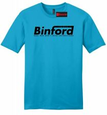 Binford Tools Mens Soft T Shirt Home Improvement Funny Tool Time Tee Z2