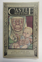 Castle Waiting The Curse of Brambly Hedge 1st Edition #1 Signed Linda Medley