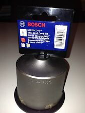 "Bosch T3917SC 3-1/8"" SDS-plus SPEEDCORE Thin-Wall Bit"