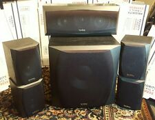 Infinity extra sub, Extra Center 4 extra point five Home Theater Speakers - 5.1