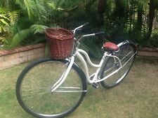 MONSTER CRUISER BICYCLE WITH ALL THE DELUXE EXTRAS, FINE COND. ORIG. OWNER