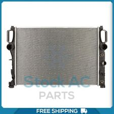 A/C Radiator for Mercedes-Benz E320, E350 QOA