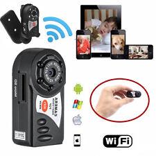 720P Q7 HD Mini Wlan CAM Wifi IP IR Netzwerk Kamera Funk Überwachungskamera Heiß