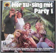 Hör zu - sing mit Party 1,  1972, VG/VG, LP (6088)