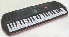 vintage CASIO   SA-76 Portable Keyboard  Song Bank  Perfect