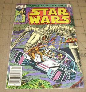 STAR WARS #69 (Mar 1983) VF Condition Comic - City of Bone News Stand Copy