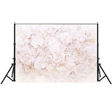 7x5ft Photograpgy Background Cloth Wall Backdrop Prints Party Flower LS1