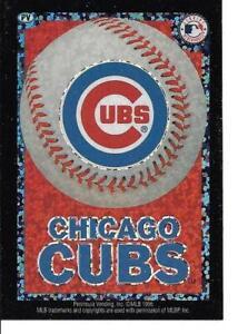 Chicago CUBS Baseball Vintage Sticker MLB Merchandise