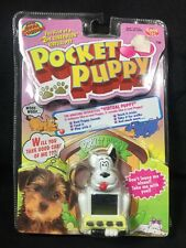 Pocket Puppy  Virtual Pet by Cool Tec Electronic Game Dog  Keychain NEW nano pet