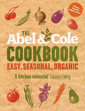 NEW: The Abel And Cole Cookbook: Easy, Seasonal, Organic, very clean book