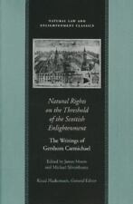 Natural Rights on the Threshold of the Scottish Enlightenment (Natural Law Pape