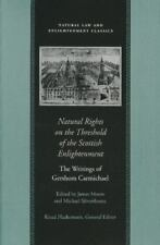 Natural Rights on the Threshold of the Scottish Enlightenment [Natural Law Paper