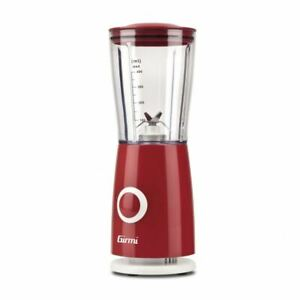 Frullatore Mixer Elettrico blender 4 lame in acciaio inox 170 watt rosso Girmi