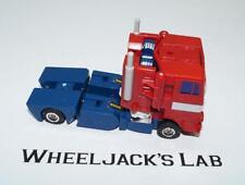 POWERMASTER Optimus Prime CAB _ 1988 Vintage G1 Transformers Action Figure