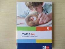 mathe live 5 - Mathematik für Sekundarstufe 1 - ISBN 978-3-12-720310-3
