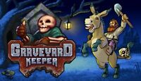 Graveyard Keeper (Digital Steam Key - REGION FREE)
