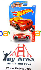 RED 2015 Dodge Charger SRT8 Treasure Hunt TH HW Hot Wheels Rescue Vehicle Car