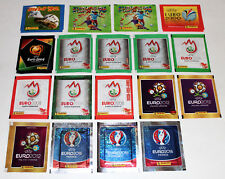 Panini TOP-SET 18 TÜTEN PACKETS BUSTINE EM EURO 92 96 2000 2004 2008 2012 2016