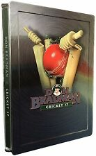 Don Bradman Cricket 17 SteelBook - G1 Size [Video Game Metal Case, Sports] NEW