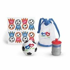 Bitty Baby soccer accessories
