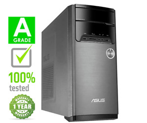 ASUS M32BF-B03 AMD A10-6700 3.7GHz Windows 10 Pro Desktop PC