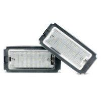 Illuminazione Targa LED Fiat Targa Moduli Xenon Luce 2er Set