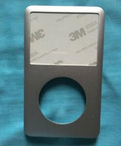 NEW Front Faceplate Housing Cover for iPod 6.5th Gen Classic 120GB (silver)