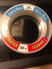 TrikFish 50# 50 yds Leader Line