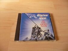 CD status quo-in the Army Now - 1986 - 11 canzoni