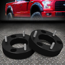 """FOR 2004-2017 FORD F150 2/4WD BLACK 2""""FRONT TOP MOUNT LEVELING LIFT KIT SPACER"""