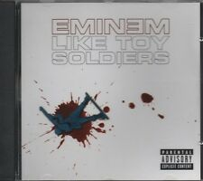 EMINEM Like Toy Soldiers  2 TRACK  DVD  NEW - NOT SEALED