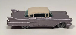 Matchbox Lesney Cadillac Sixty Special # 27 W Red Base Very Clean