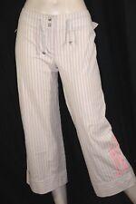CorsairesPantacourts FemmeAchetez Ebay Sur Pour Pantalons Roses NnOv0w8m