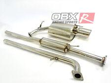 OBX Cat Back Catback Exhaust Fit 1997 1998 1999 2000 Camry 2.2L I4 5S-FE