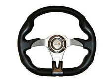 RZR 800 900 rzr4S 570  Polaris Steering Wheel Black with Adapter New #SW1339B