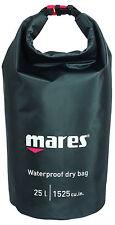 Mares Dry Bag 25 litri sacco a secco IMPERMEABILE