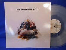 FRANK OCEAN UNRELEASED 2 LP COLORED REPRESS EXC+