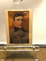 2019 TOPPS CHROME GREATEST CARD REPRINT HONUS WAGNER PIRATES #TGCR-8