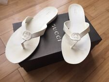 448e839b1546db Gucci Sandals Flip Flops Shoes 38 UK 5