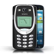 Étuis, housses et coques noirs Samsung Galaxy S pour téléphone mobile et assistant personnel (PDA) Nokia