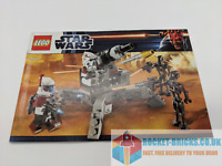 ⭐️LEGO 9488 STAR WARS ELITE CLONE TROOPER - INSTRUCTION MANUAL ONLY - NEW⭐️