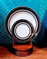 """(2) Kate Spade for Lenox """"Pinney's Beach"""" Dinner & Salad/Dessert Plates"""