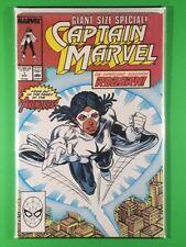Captain Marvel (2nd Series) #1 (Marvel, November 1989)