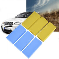 FT- 6Pcs Car Glass Ceramic Coating Sponge Polish Wax Coat Applicator Pads Effici