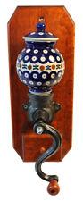 Nostalgische Wandkaffeemühle Porzellanmühle Kaffeemühle Handgemacht #8