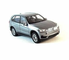 BMW X5, DARK SILVER WELLY 1/32 DIECAST CAR COLLECTOR'S MODEL ,RARE, NEW