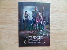 BREYGENT THE TUDORS SEASONS I,II & III PROMO CARD NSU, FOIL FINISH