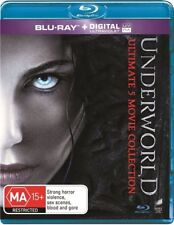 UNDERWORLD Ultimate 5 Movie Collection : 1 2 3 4 5 : NEW Blu-Ray