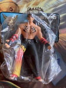 Tekken 3 Devil Jin Figure Keychain New Japanese Gashapon